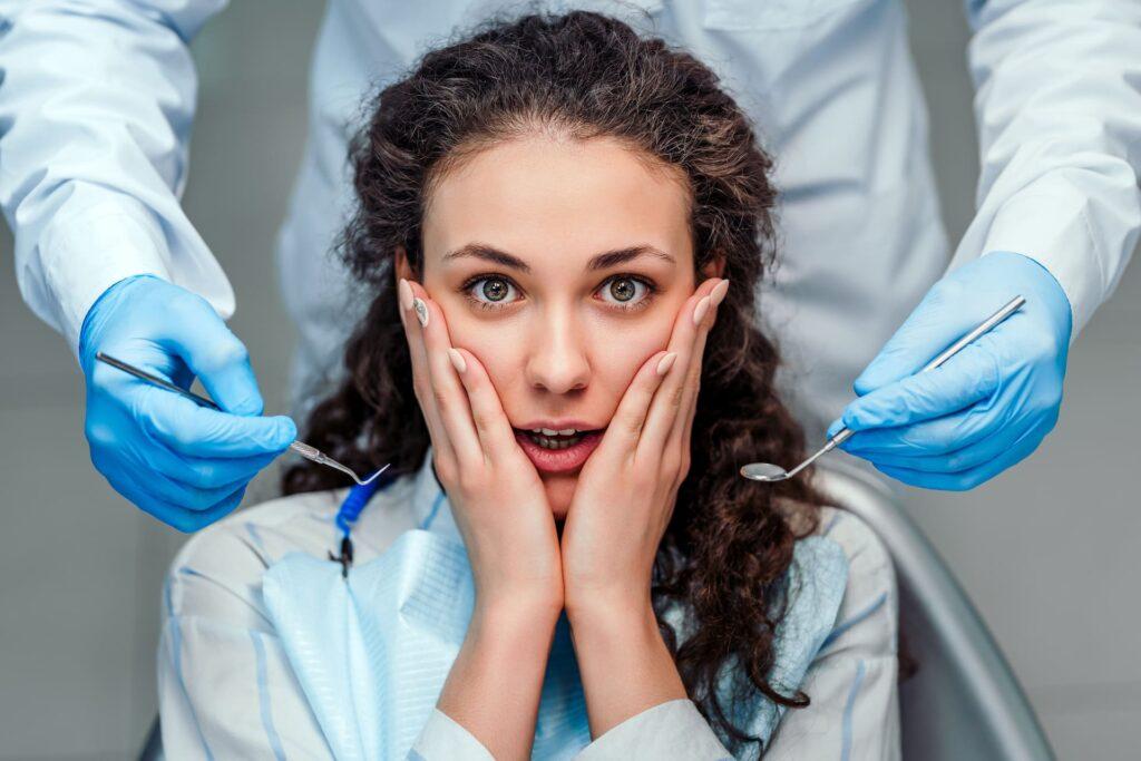 Com perdre la por al dentista