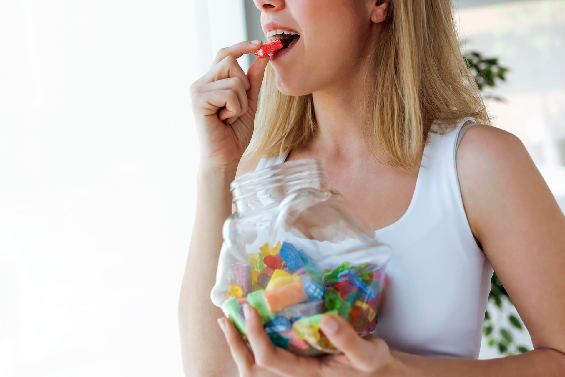 """Menjar """"Chuches"""" és perjudicial per a les teves dents_"""
